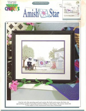 Steve Polomchak's Amish Star Volume 20802