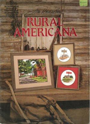 Designs by Gloria & Pat presents Rural Americana Jim Harrison