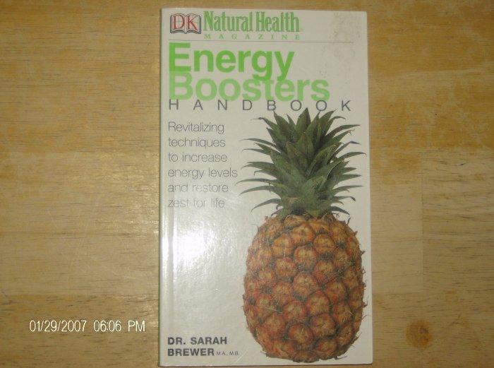 Natural Health Magazine Energy Boosters Handbook