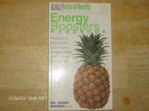 Natural Health Magazine Energy Boosters Handbook