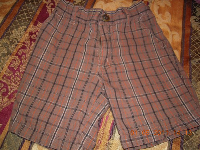 Mecca Infant Boy Shorts 3-6M