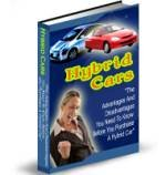 HYBRID CARS: The Whole Truth Revealed + Resell Rights!!!