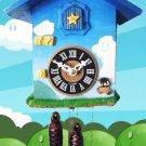 Mario's 1 Day Cuckoo clock