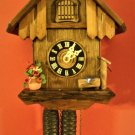 Little Rose's Chateau Cuckoo Clock