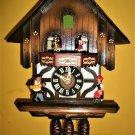 Vintage Classic Musical SCHMECKENBECHER Musical Cuckoo clock #81