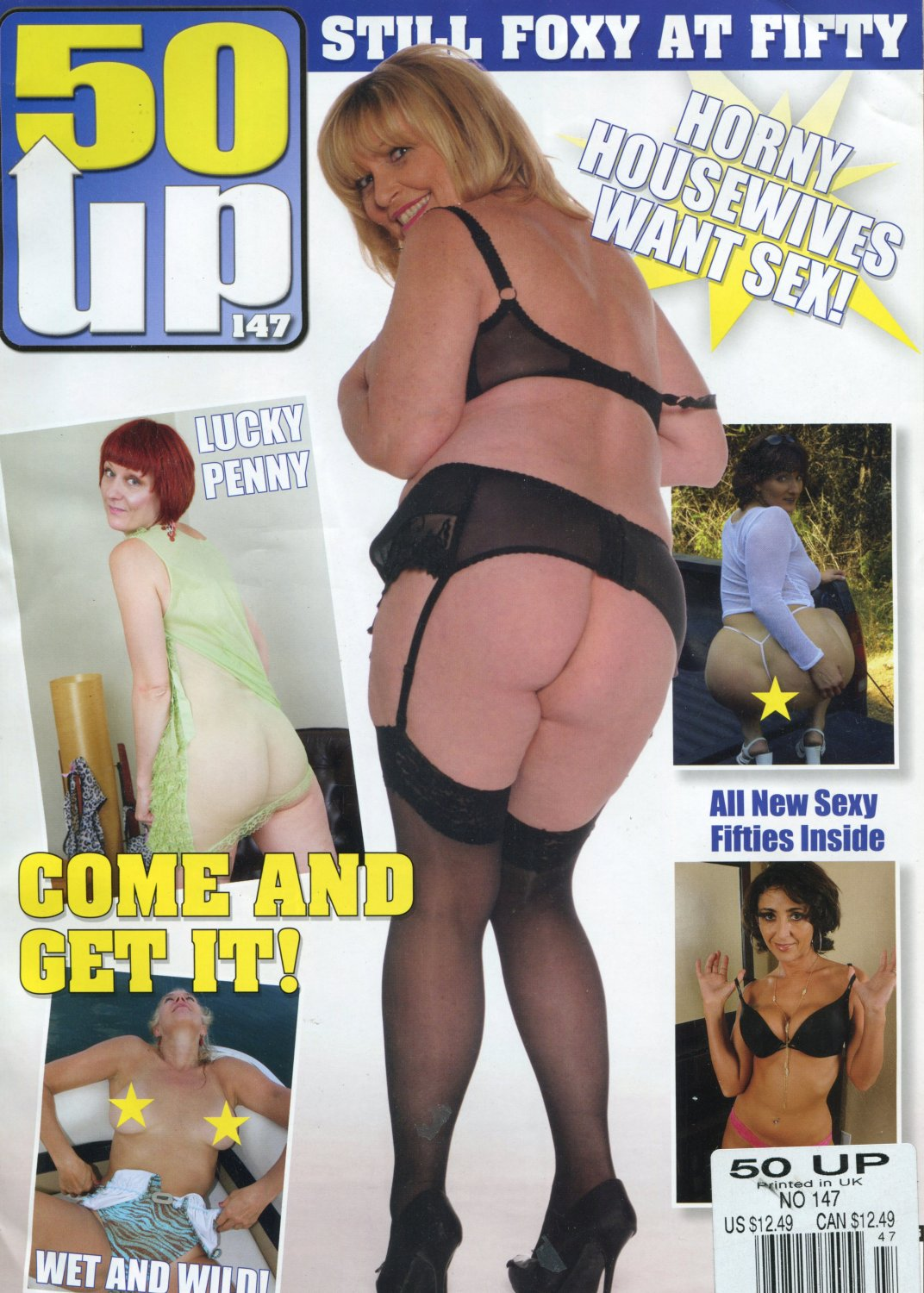 50 UP - ISSUE NO. 147 - Free Shipping