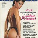 MAYFAIR Vol. 21 No. 10 - 1985 - VINTAGE UK GIRLY MAG - Free Shipping