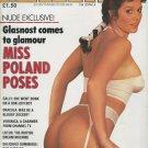 MAYFAIR Vol. 23 No. 4 - 1987 - VINTAGE UK GIRLY MAG - Free Shipping