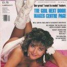 MAYFAIR Vol. 25 No. 4 - 1989 - VINTAGE UK GIRLY MAG - Free Shipping