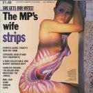 MAYFAIR Vol. 23 No. 10 - 1987 - VINTAGE UK GIRLY MAG - Free Shipping