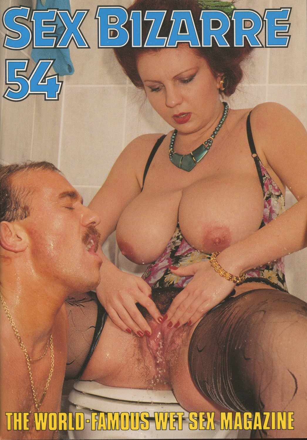 COLOR CLIMAX - SEX BIZARRE 54 - 1992