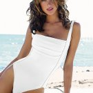 Pleated one-piece
