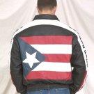 Puerto Rico Flag Jacket Z/O Lining