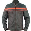 Mens Racer Jacket w/ Airvents