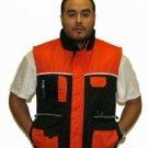 Mens Lightweight Cargo Vest