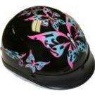 500-DOT Butterfly Helmet