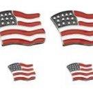 USA Flag Logos