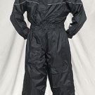 1-Pc Motorcycle Rain Suit Folds Up in Very Small Pack waterproof windproof