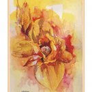 8 Watercolor Magnolias Greeting Note Cards Notecards