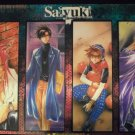 Sayuki Poster all four Junk boys  RARE