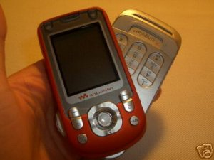 Sony Ericsson W600i - Walkman Mobile Cellular Phone (Unlocked)
