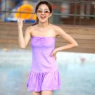 atSeoul Easywear | Purple Beach Wear, Cute Clothing, Asian Fashion, Korean Style