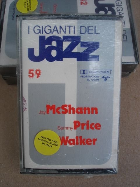 I Giganti Del Jazz Vol. 59 - Jay McShann, T.- Bone Walker, Sammy Price