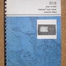 Raytheon Model FR-450W Fathometer Depth Sounder Instruction Manual - 1st Ed. Feb. 1978)