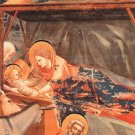 NATIVITY, ADVENT CHRISTMAS  PRAYER CARD PC#16