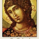 ST. GABRIEL THE ARCHANGEL PRAYER CARD PC#107
