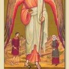 ST. RAPHAEL THE ARCHANGEL PRAYER CARD PC#106