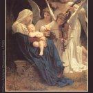 Hail Mary Latin/English Prayer Card PC#167