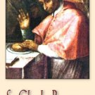 ST CHARLES BORROMEO PRAYER CARD #55
