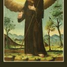 St. Francis of Paola Prayer Card #174