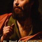 ST. PAUL PRAYER CARD PC#77