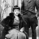BLESSEDS LUIGI AND MARIA QUATTROCCHI PRAYER CARD PC#43