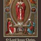 Priestly Mystery Prayer Card PC#266