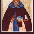 St. Brendan Prayer Card PC#243