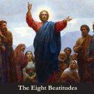 The Eight Beatitudes Prayer Card PC#240