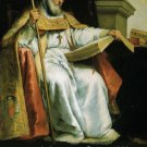 St. Isidore of Seville Holy Card PC#294