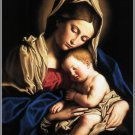 Madonna & Child Magnet #Mag-2