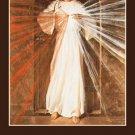 Divine Mercy Jesus Magnet #Mag-3