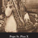 St. Pius X Holy Card PC#314