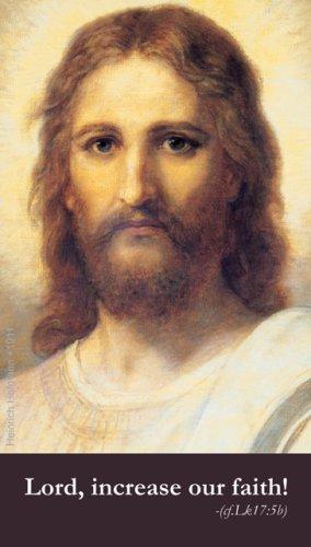 Act of Faith Holy Card PC#331