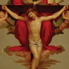 Act of Charity Holy Card PC#333