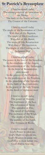 St. Patrick Bookmark #B4