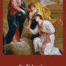 St. Valentine Day Exchange Holy Card #343