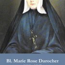 Blessed Marie Rose Durocher Holy Card PC#352