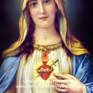 Immaculate Heart of Mary Magnet #Mag-12