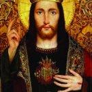 Act of Dedication to Christ the King Prayer Card  #375